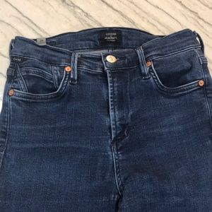 Citizens of Humanity LOS ANGELES CALIFORNIA JEANS
